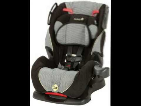 Safety 1st AllinOne Convertible Car Seat Nightspots from Safety