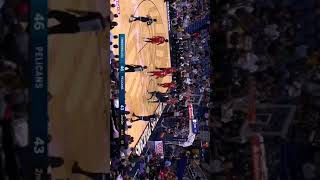 ANTHONY DAVIS GETS EJECTED! (TALKING BACK TO THE REFS)