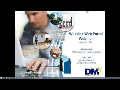 Learn how DM2's WebLink Web Portal will free up your employees to focus on growing your business