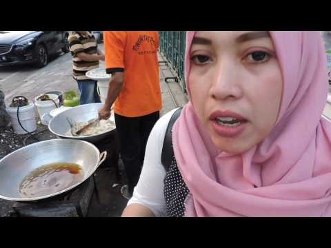Indonesia Tegal Street Food : Uedan, 6000 Tahu Aci Terjual Tiap Harinya@Rp.900//786//Seri I