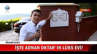 Adnan Oktar'ın Villasından Canlı Yayın KANAL D HABER / İbrahim Konar