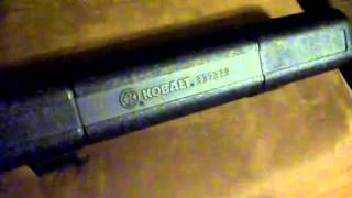 Quick Kobalt Tool Torque Wrench Review