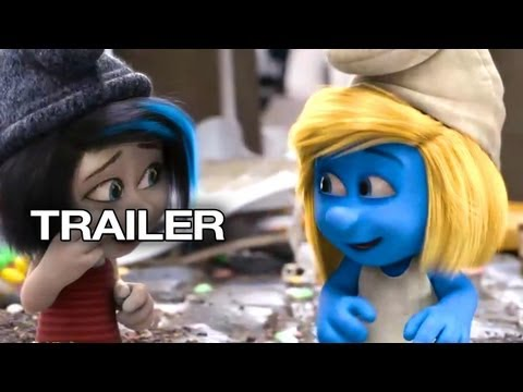 Smurfs 2 Official Trailer #1 (2013) - Neil Patrick Harris Animated Movie HD