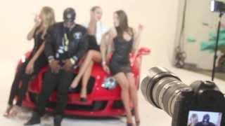 """Soulja Boy """"Get Down"""" Music Video Behind The Scenes"""