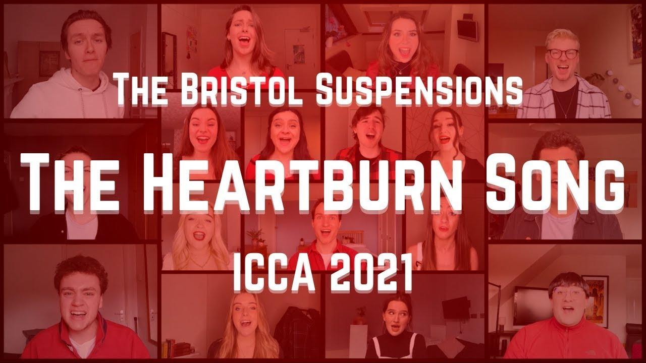 The Heartburn Song (A Cappella Cover) | The Bristol Suspensions