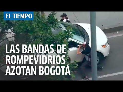¿Qué hacer con las bandas 'rompevidrios' en Bogotá? I EL TIEMPO