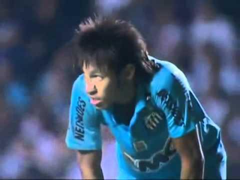 Confira as reações de Neymar no primeiro jogo da final do Paulistão - Globo Esporte 07/05/2012