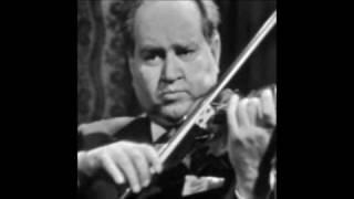Oistrakh Plays Mendelssohn Violin Concerto In E Minor Part 1 4