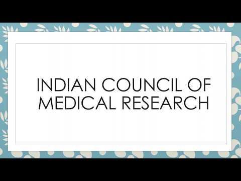 15 November, ICMR Foundation Day (Established in 1911)