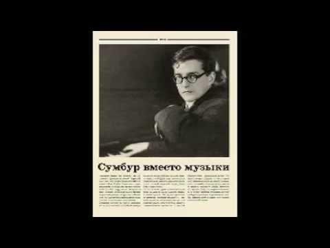 Dimitri Shostakovich - Lady Macbeth of Mtsensk - Henry Lewis
