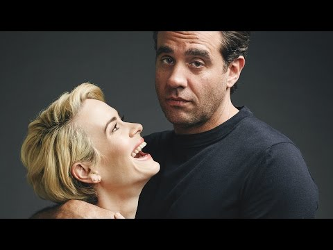 Sarah Paulson and Bobby Cannavale - Actors on Actors - Full ...