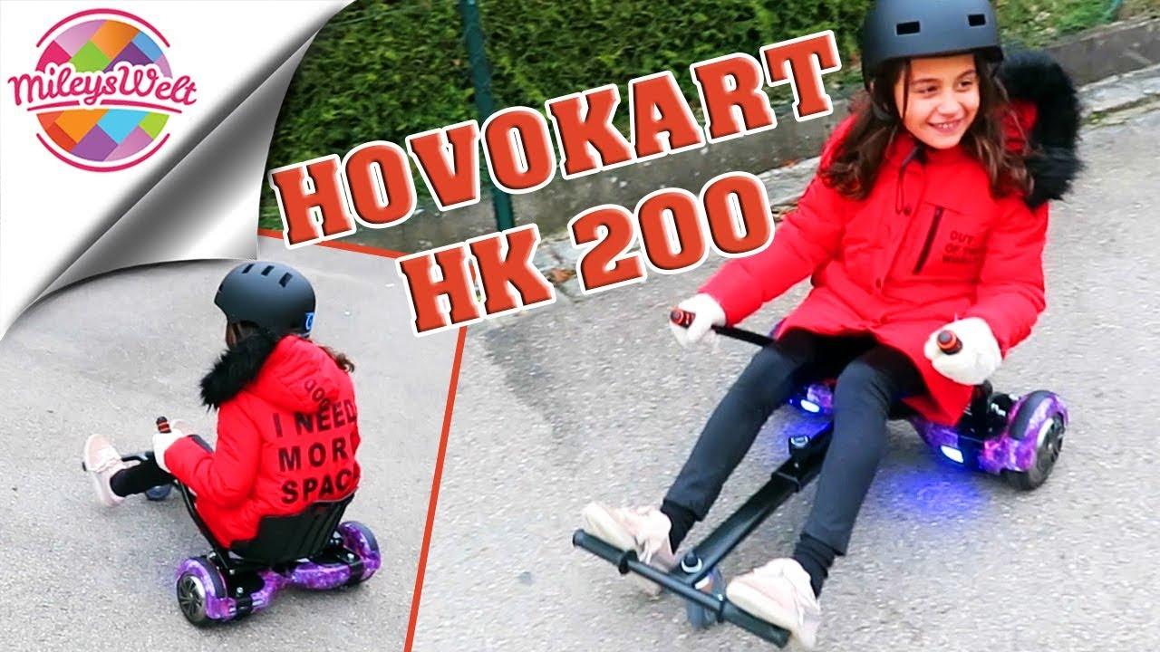 pimp my ride bluewheel hoverboard mit hovokart hk200. Black Bedroom Furniture Sets. Home Design Ideas
