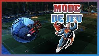 MODE DE JEU SUPERMAN AVEC LES ABOS ! - Rocket League FR