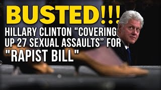 BUSTED!!! HILLARY CLINTON