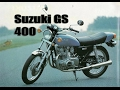 Suzuki GS 400 E-1977 Video Review