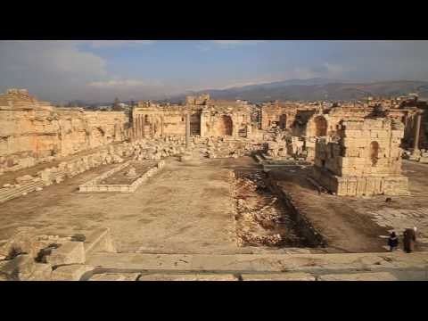 Baalbek Roman Site - Bekaa Valley, Lebanon
