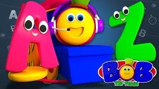 Bob The Train | Nursery Rhymes For Babies | Kindergarten Cartoons