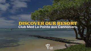 Discover Club Med La Pointe aux Canonniers in Mauritius