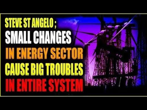 STEVE St ANGELO Minor Fluctuations in the Energy Sector Lead to Bigger Challenges in the Whole Syst