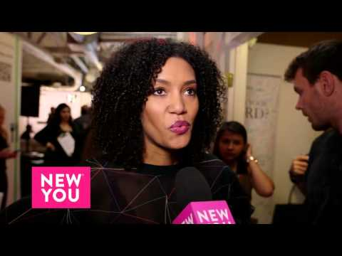 Annie Ilonzeh's Keeping Fit Tips with New You