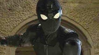Новый эпичный костюм Человека-паука для фильма Вдали от дома