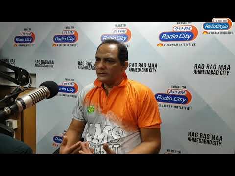 Azhar Explains What Is LMS Gujarat League All About?