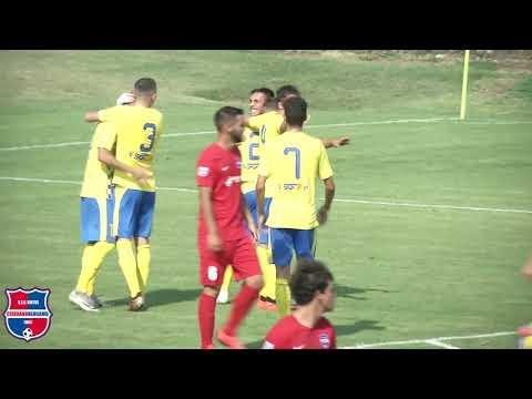 Coppa Italia Serie D, 1° turno 2019-2020, Virtus CiseranoBergamo-Brusaporto 0-1
