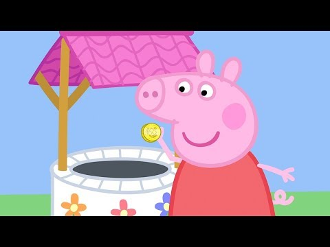 Свинка Пеппа на русском все серии подряд 🌟 Колодец желаний | Мультики