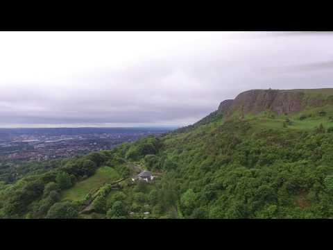 Belfast zoo by Air