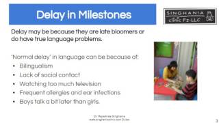 Language Problems | Your Child Can Develop New Skills
