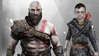 God of War 4: Интервью на русском