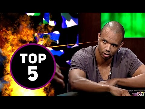 With the Money on the Table | Top 5 SHR Cash Game Moments | Poker Central