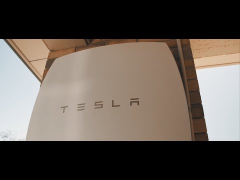 Tesla Powerwall - The Lights Stay On During Statewide Blackout For One South Australian Family