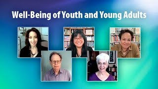 Well-Being of Youth and Young Adults