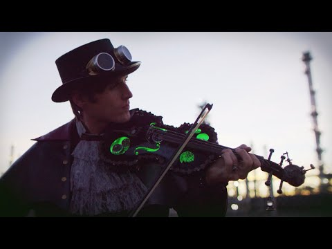 SteamPunk Music Video Lindsey Stirling's SWAG