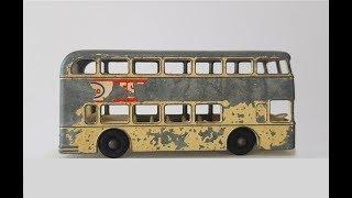 MATCHBOX Restoration No 74b Daimler Bus 1966