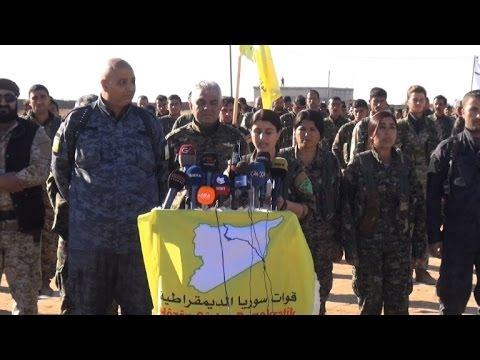 """قوات سوريا الديموقراطية: بدء """"المرحلة الثانية"""" من عملية الرقة"""