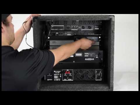 How To Assemble A Sound System Audio Rack - Avnow.com