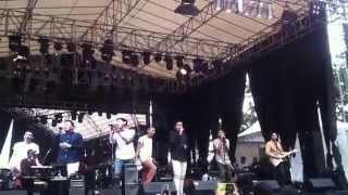Ran ft. Tulus ~ Kita Bisa @ Kampoeng Jazz Unpad 2014