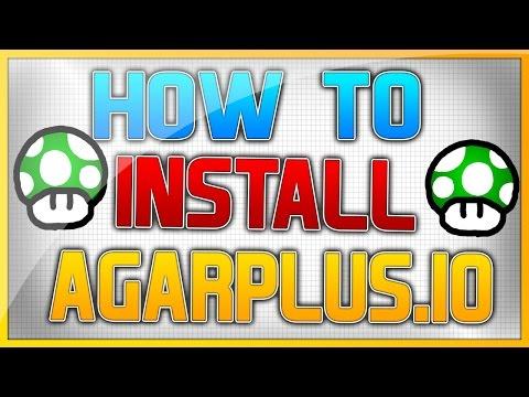 how to install download agarplus io download agario plus extension