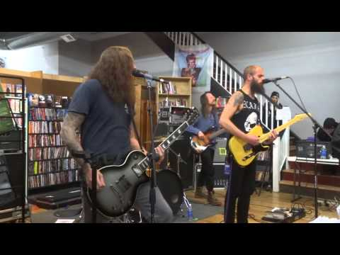 Baroness at Reckless Records 1 of 3