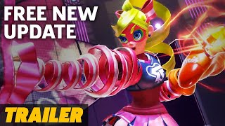 ARMS - Ver 3.2 Update Trailer