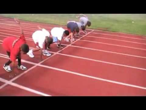 Speed training youth with Corey Nelson pt. 8