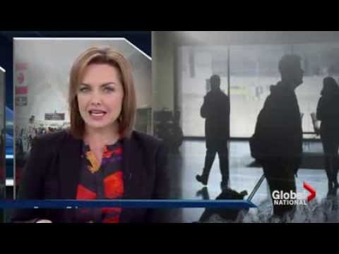 Toronto airport delays test traveller patience