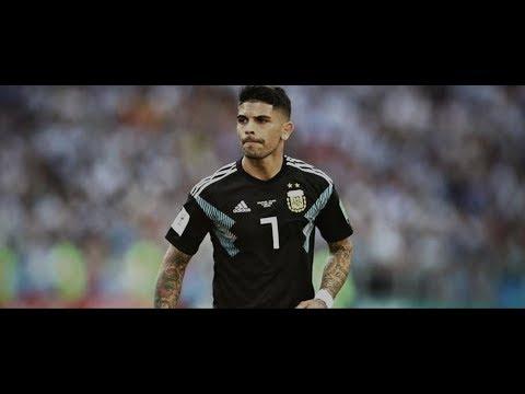 Ever Banega | Passes, Skills and Visión | World Cup 2018