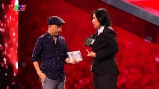 """Vietnam's Got Talent 2014 - TẬP 09 - """"Troll"""" giám khảo Huy Tuấn - Nguyễn Hữu Bình"""