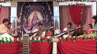 Mahaganapathim - Nata ragam by Veena D.Srinivas