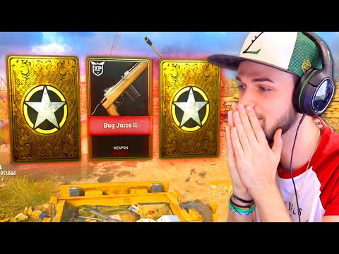 The LUCKIEST OPENING EVER! - (x30 COD WW2 Supply Drops)