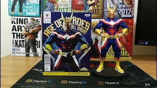 Banpresto Age of Heroes Vol.1 All Might