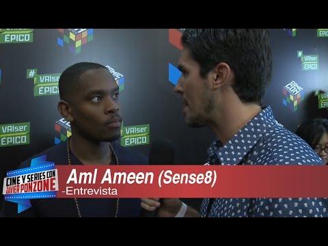 A solas con Aml Ameen de